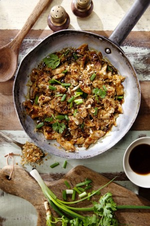 Asian Food Lovers Recept