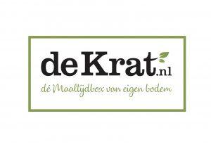 De Krat nieuw logo