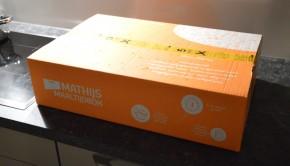 Mathijs maaltijdbox review