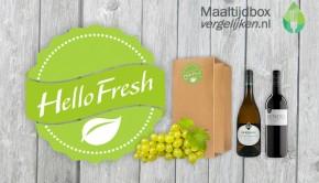 HelloFresh Wijnbox