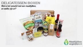 delicatessen box