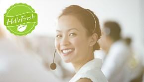 hellofresh klantenservice