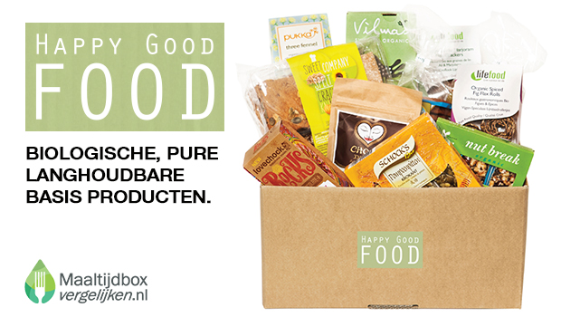 Happy Good Food Box
