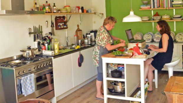 De Krat keuken