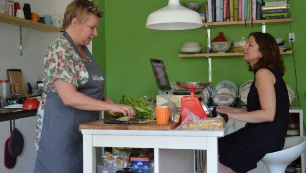 Kijkje in de keuken bij De Krat