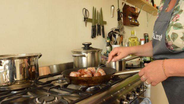 Koken bijDe Krat