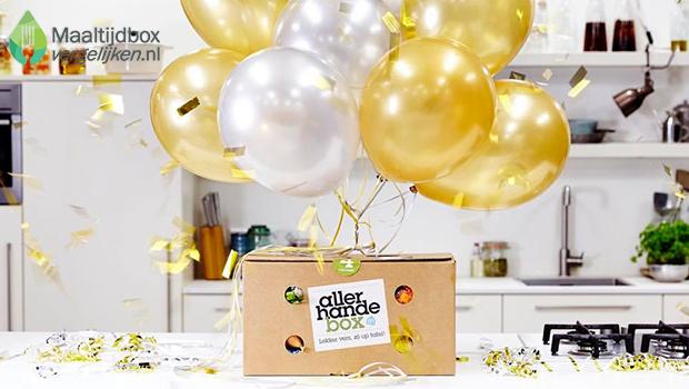 Allerhande Box als beste getest door de Consumentenbond.