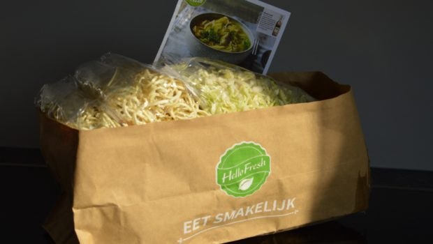 hellofresh familybox ervaring