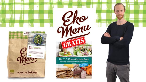 Koolhydraatarme maaltijdbox met Jasper Alblas