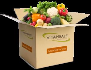 Vitameals gezonde variatie box