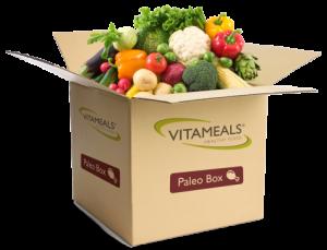 Vitameals paleo box