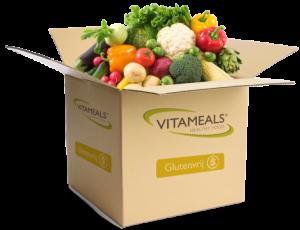 Vitameals glutenvrije box