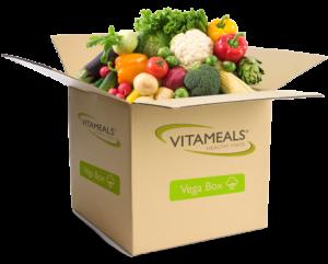 Vitameals vega box