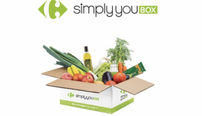 carrefour Simply you box