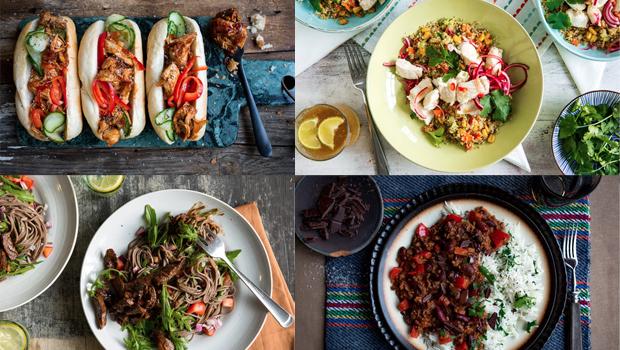 nieuw menu bij Marley Spoon met 20 gerechten