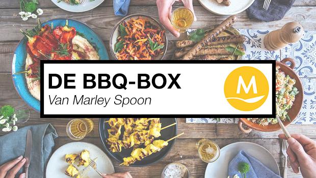 Marley Spoon BBQ-Box